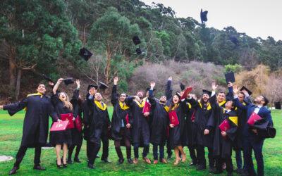 VTI's graduation ceremony held at Hobart yesterday