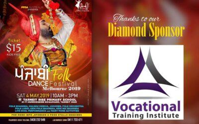 Over 100 Indian artists perform at the Punjabi Folk Dance Festival 2019 in Melbourne